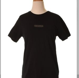 Loomstate for Chipotle black T-shirt Small